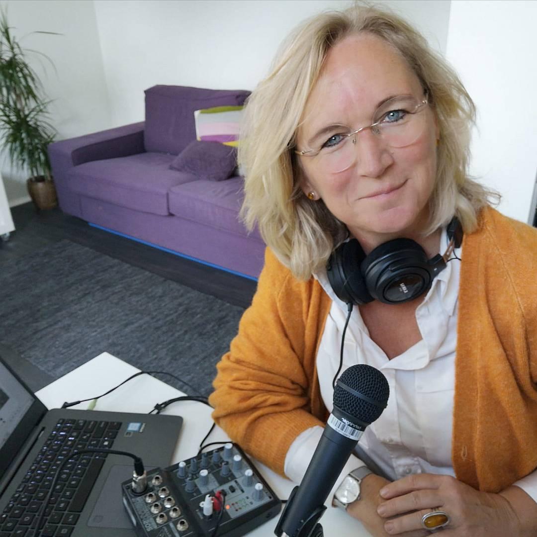Podcast Mirjam Karssen