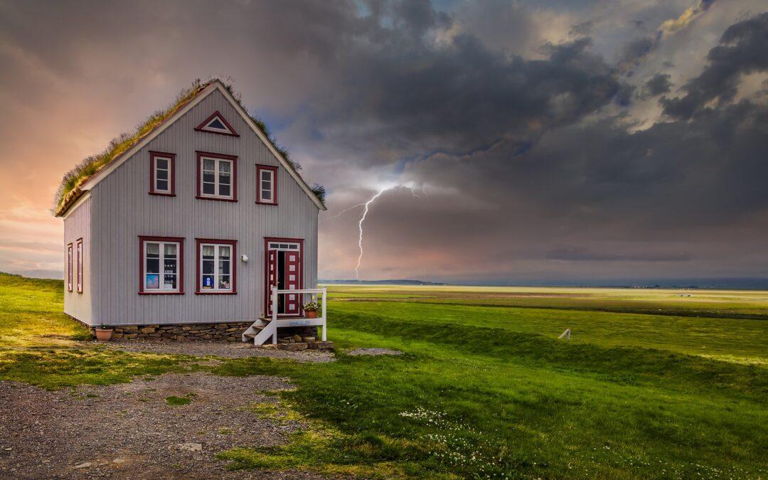 Als donderslag bij heldere hemel – Sleutel